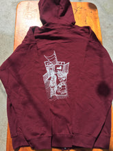 Load image into Gallery viewer, Hoodies  |  Maroon