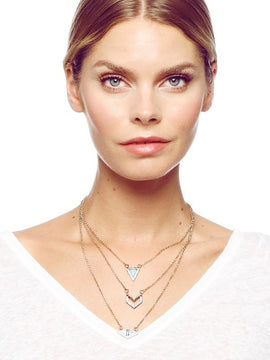 Erica Nikol Isabella Multi-Layer Necklace