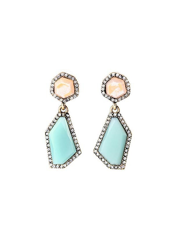 Erica Nikol Audrey Earrings