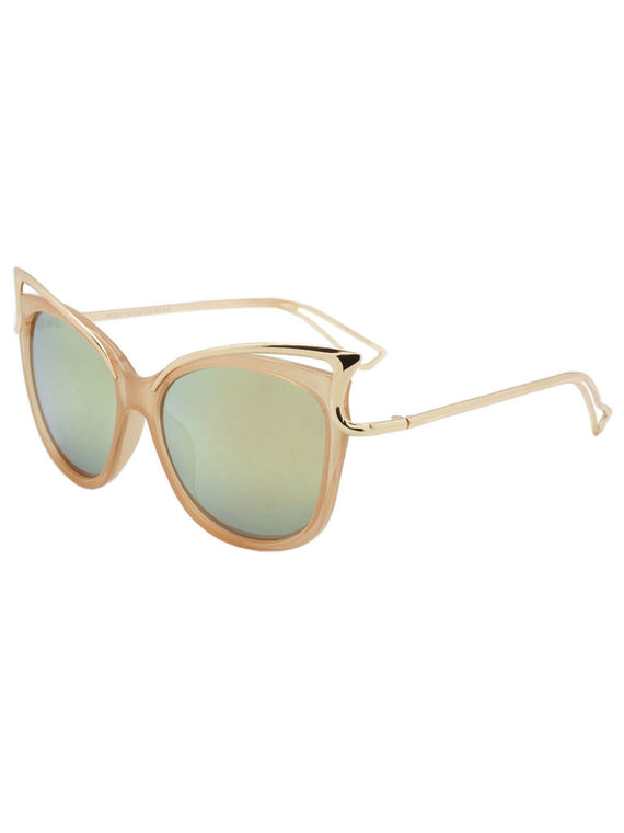 Dazey Shades Cat Eye Women's Fashion Sunglasses