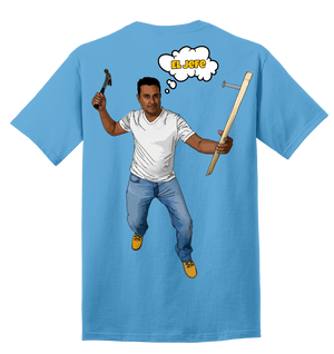 "Load image into Gallery viewer, Hector ""the boss"" t-shirts"