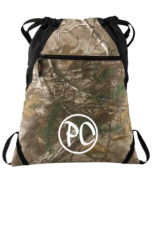 PC camo Cich BackPack