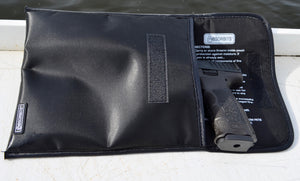 Absorbits Ballistics 1.0 Fire Arm Storage and Rescue Dry Pouch with Bone-Dri Technology