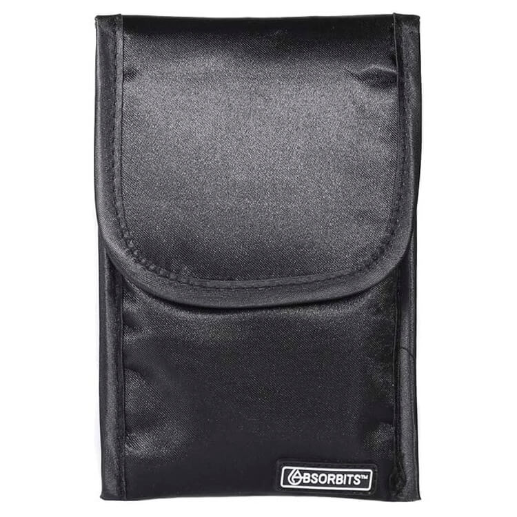 Wet Electronics Rescue Pouch - Black