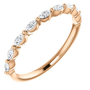 "Marquise ""Delicate"" Diamod Band"