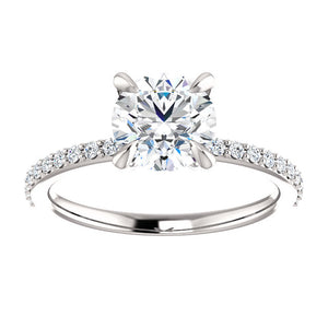 Forever Timeless Engagement Ring