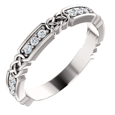 Celtic Inspired Anniversary Band