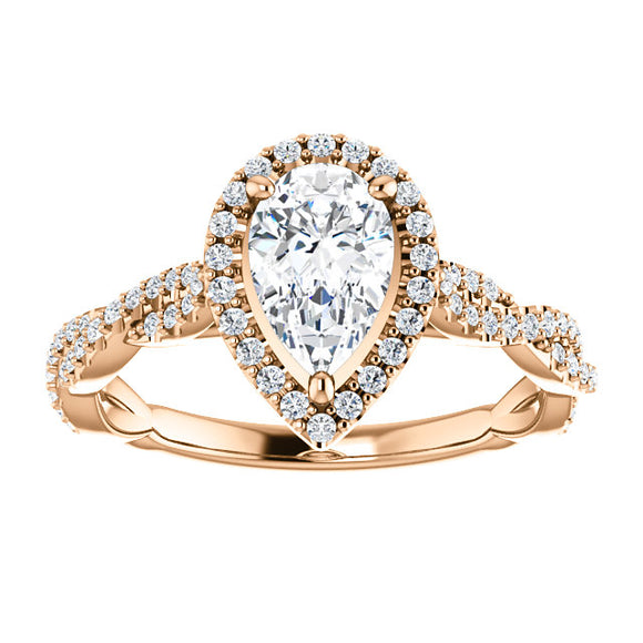 Forever Bound Engagement Ring