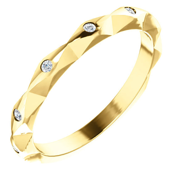 Geometric Stackable Band