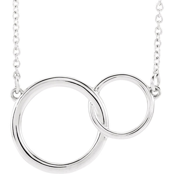Interlocking Necklace