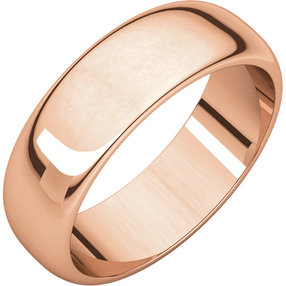 Men's Gold Band - Shine