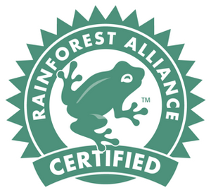 The Rainforest Alliance™ Certified