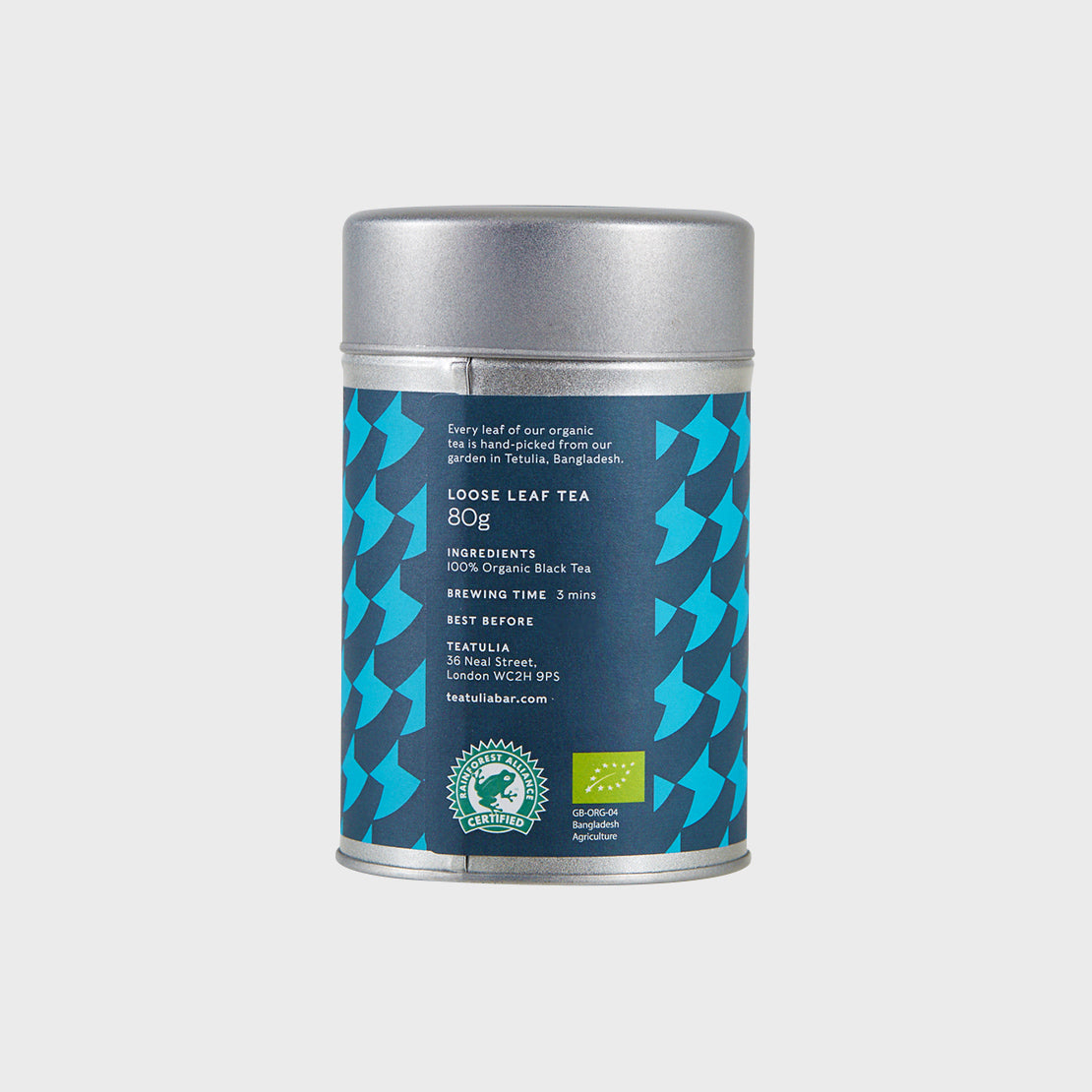 Strong Black Loose Leaf Tea
