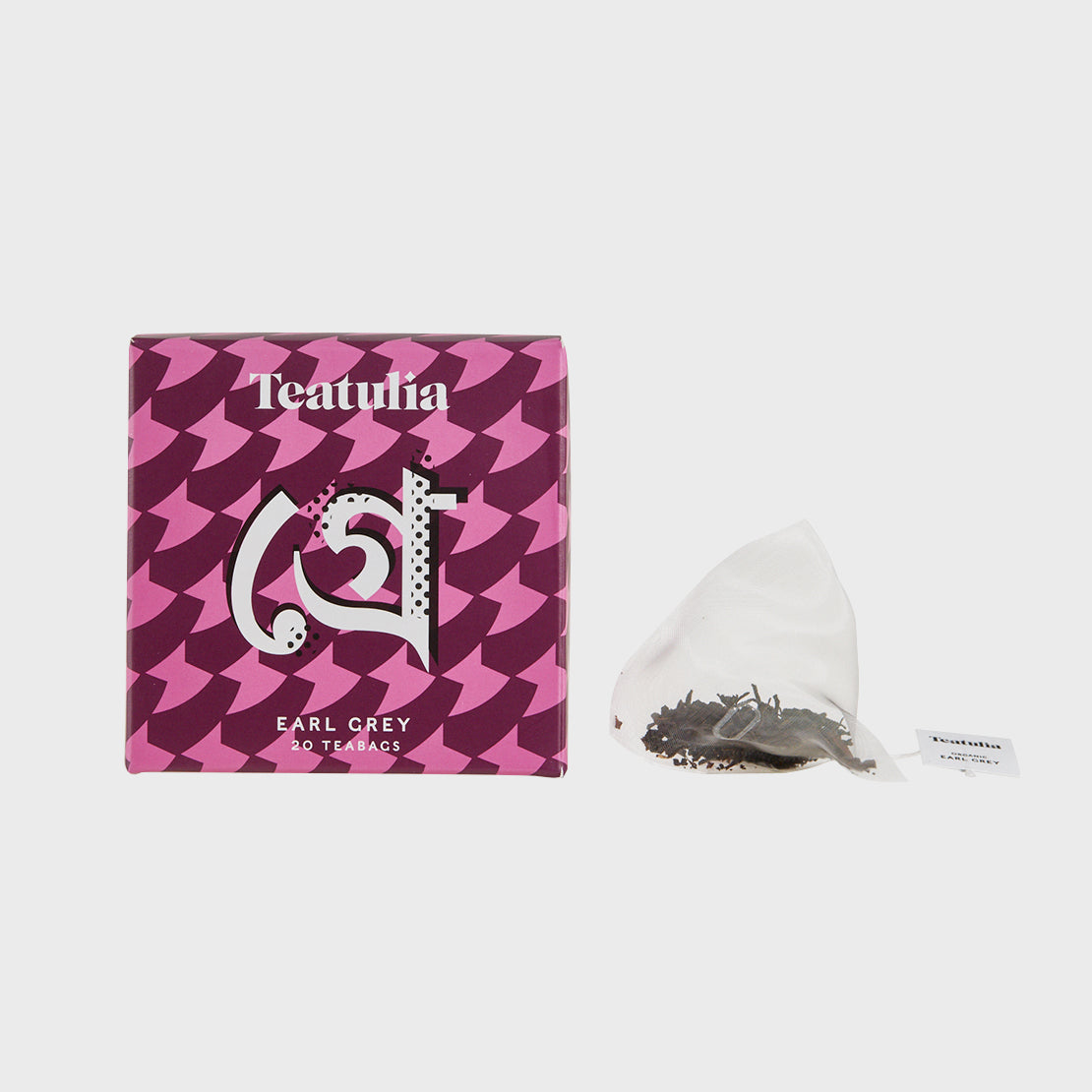 Earl Grey Silk Pyramid Teabags