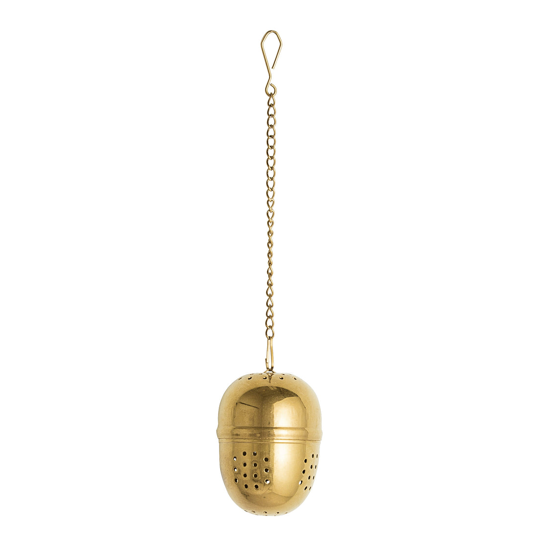 Gold Tea Egg Infuser