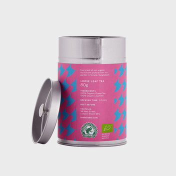 Jasmine Green Loose Leaf Tea