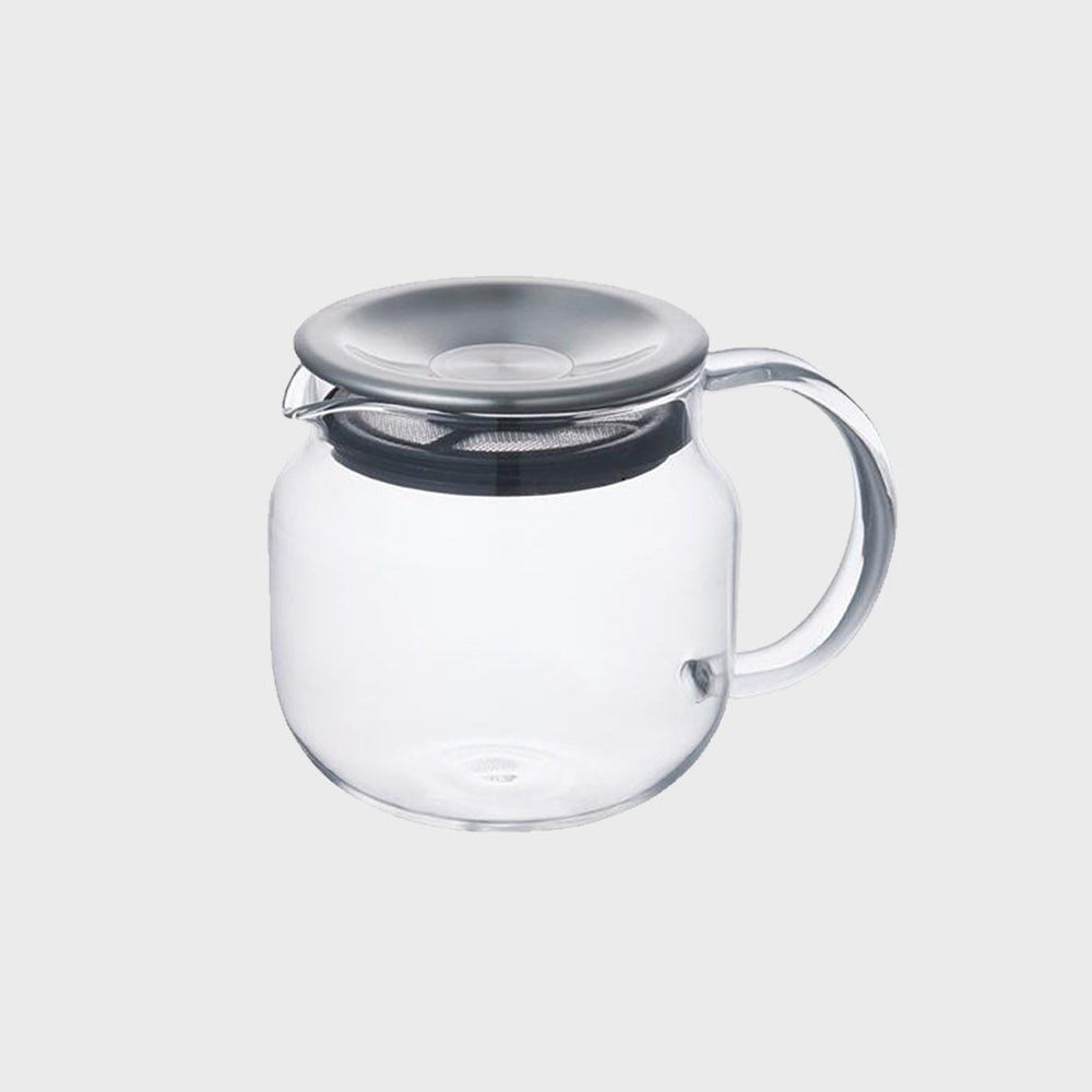 Kinto One Touch Teapot Stainless Steel (450ml)