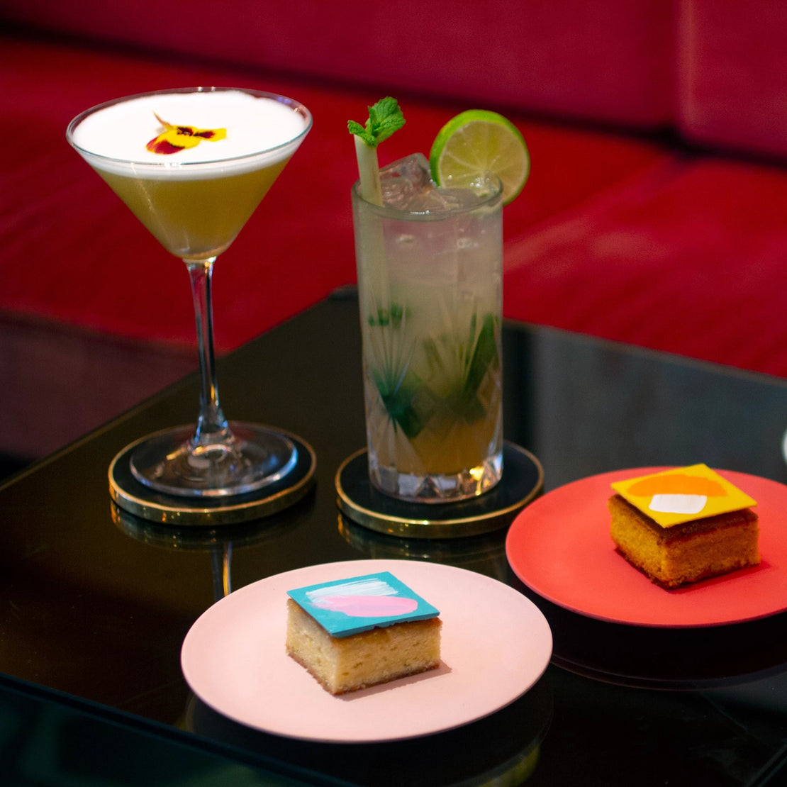 Boozy Afternoon Tea for Two Voucher
