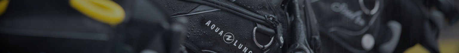 Aqua Lung Buoyancy Compensator Devices (BCDs)