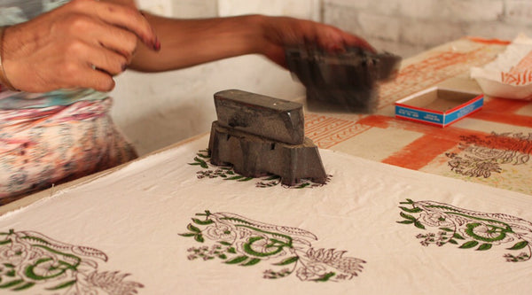 Ancient Art Of Block Printing (Part 1)