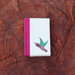 Gond Art Pocket Notebook - Bird