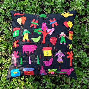 Simple Life - Applique Cushion Cover