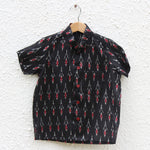 Fireworks In The Sky Ikat Shirt