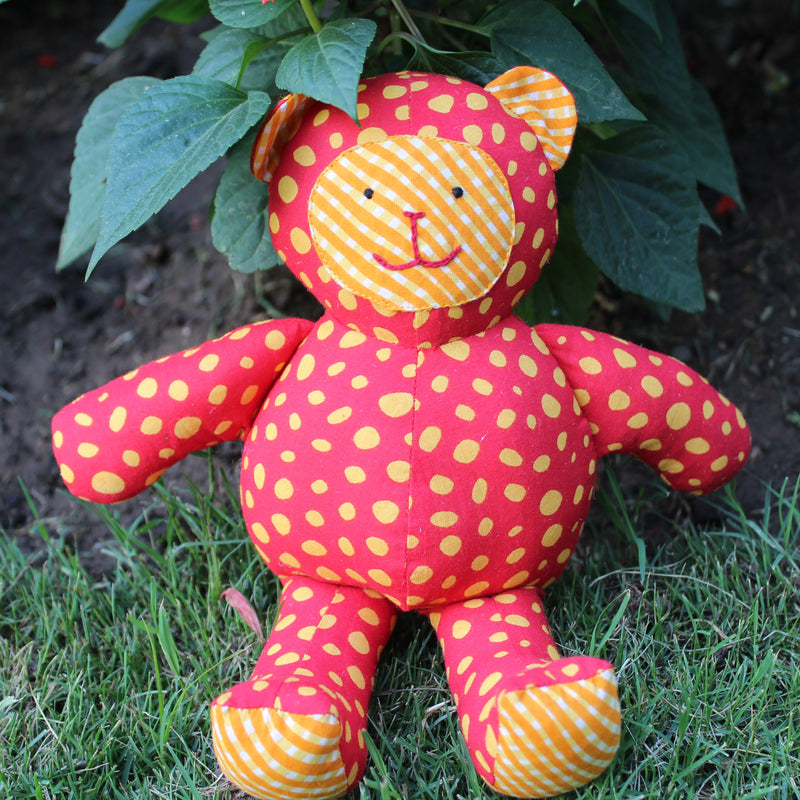Teddy Bear - Red