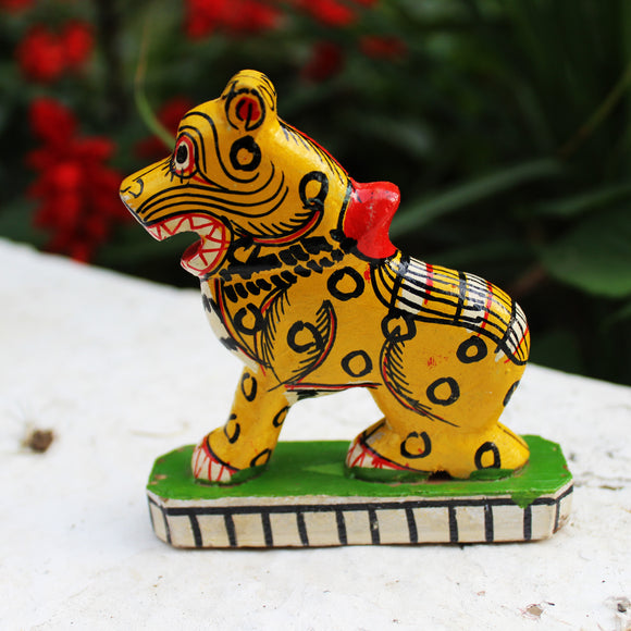 Pattachitra Toy Figurines - Lion