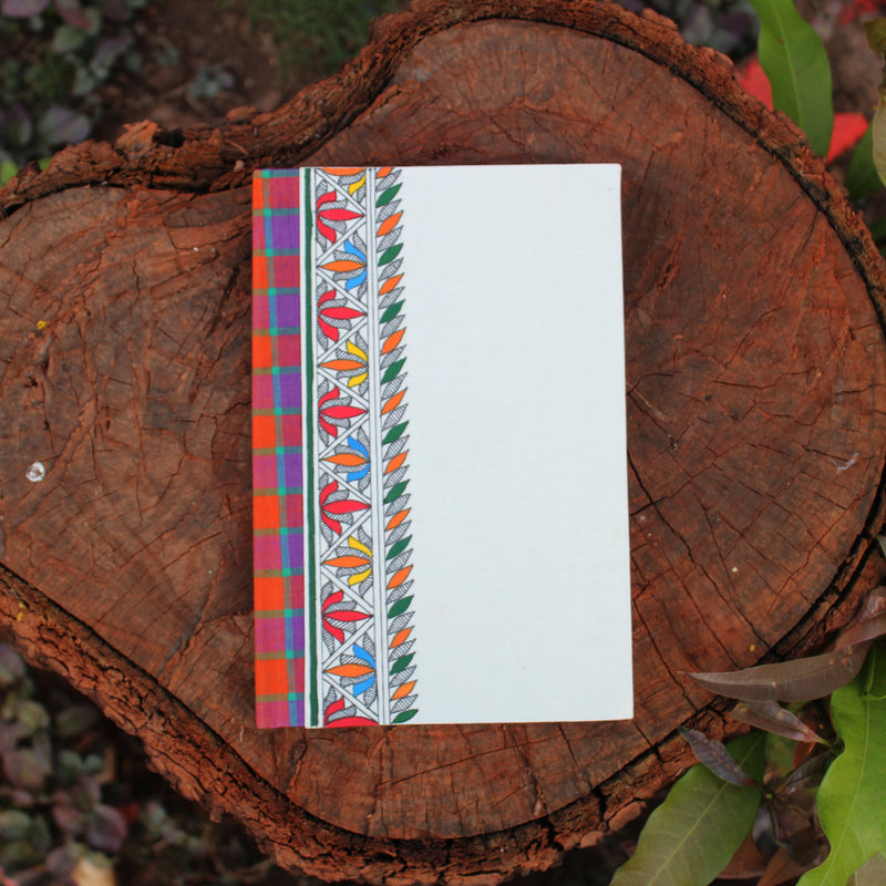 Madhubani Large Notebook