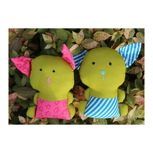 Troll Dolls - Set Of Two