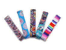 Load image into Gallery viewer, Multi-Color Yoga Straps