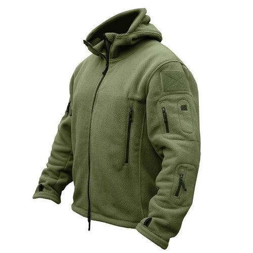 Thermal Polar Hooded Coat