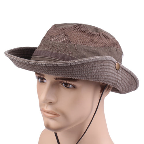 Fishing Wide Brim