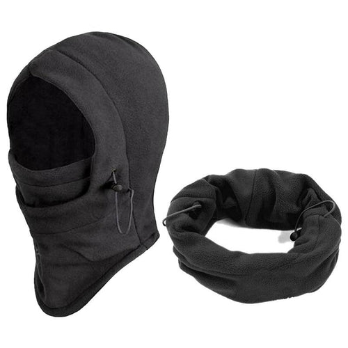 Winter Windproof Hiking Cap