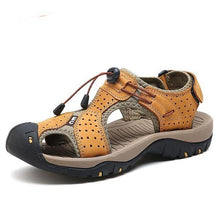 Load image into Gallery viewer, Breathable Men's Sandals