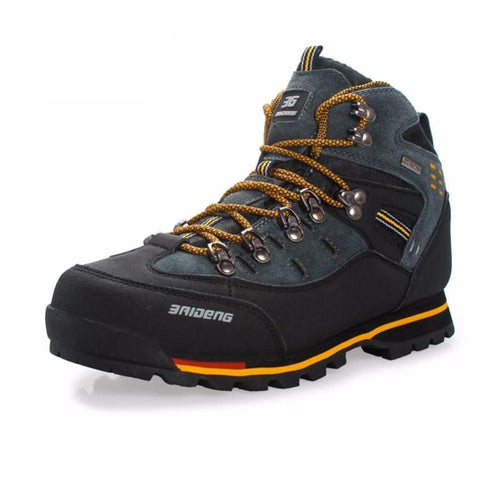 Tactical Lace Up Climbing Boots