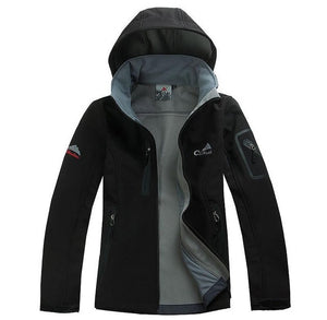 Windbreaker Softshell Outdoor Jacket