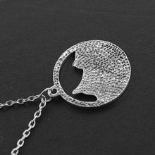 Load image into Gallery viewer, Vintage Mountain Necklace
