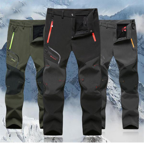 Winter Fleece Hiking Pant
