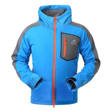 Load image into Gallery viewer, Men's Softshell Jacket