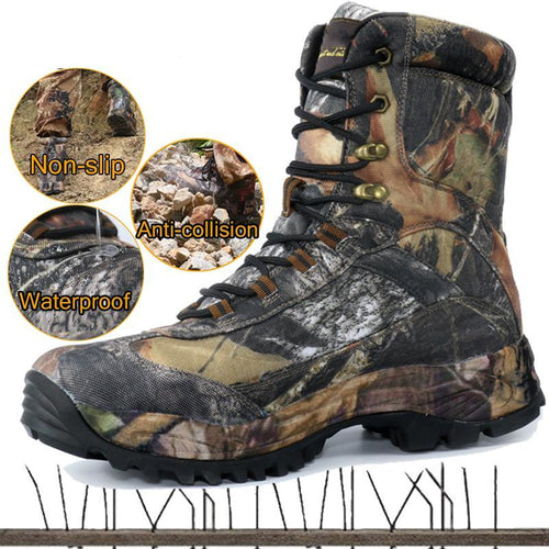 Men's Shoes For Hunting
