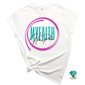 My Faith, His Plan Tee