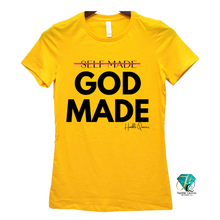 Load image into Gallery viewer, God Made Tee