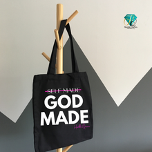 Load image into Gallery viewer, God Made Tote