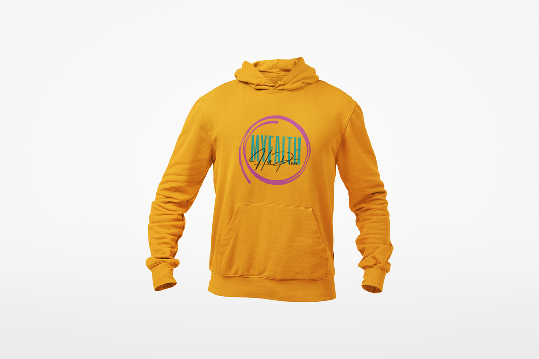 My Faith, His Plan Hoodie