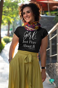 Humble Queens, Jewels,Girl Pray 1 Thessalonians 5:16-18, Christian Apparel, Christian Clothing, Christian Shirts For Women, Proverbs 31, Faith Apparel, Christian Shirt, Christian Tee, Jesus Shirt, Scripture Shirt,