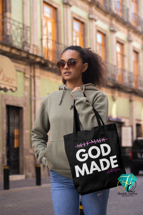 God Made Tote