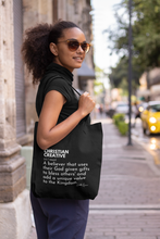 Load image into Gallery viewer, Christian Creative Tote