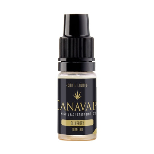 Canavape CBD - Blueberry E-Liquid 10ml - 100mg